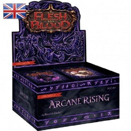 Arcane Rising-Boosterdisplay (unlimited)