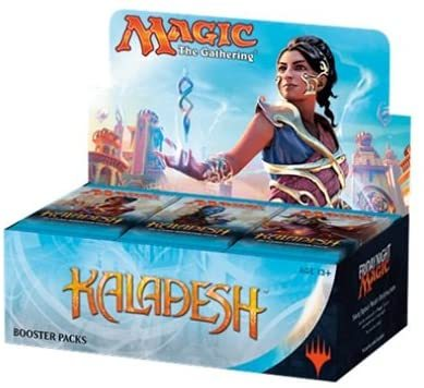 Kaladesh-Boosterdisplay