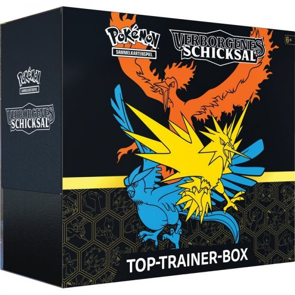 Verborgenes Schicksal Top-Trainer-Box (Reprint)